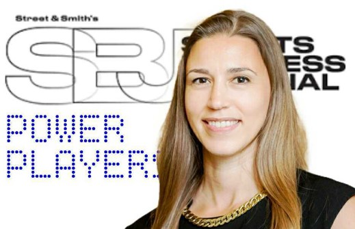 Dr. Laila Mintas named among Sports Business Journal's Power Players
