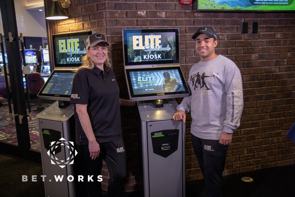 Bet.Works and ELITE Sportsbook Launch State-of-the-Art Sports Betting Kiosks in Colorado