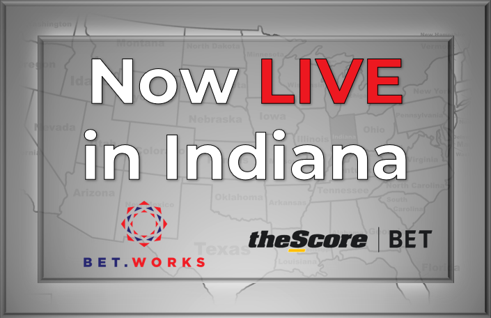 theScore Bet continues expansion with Indiana launch